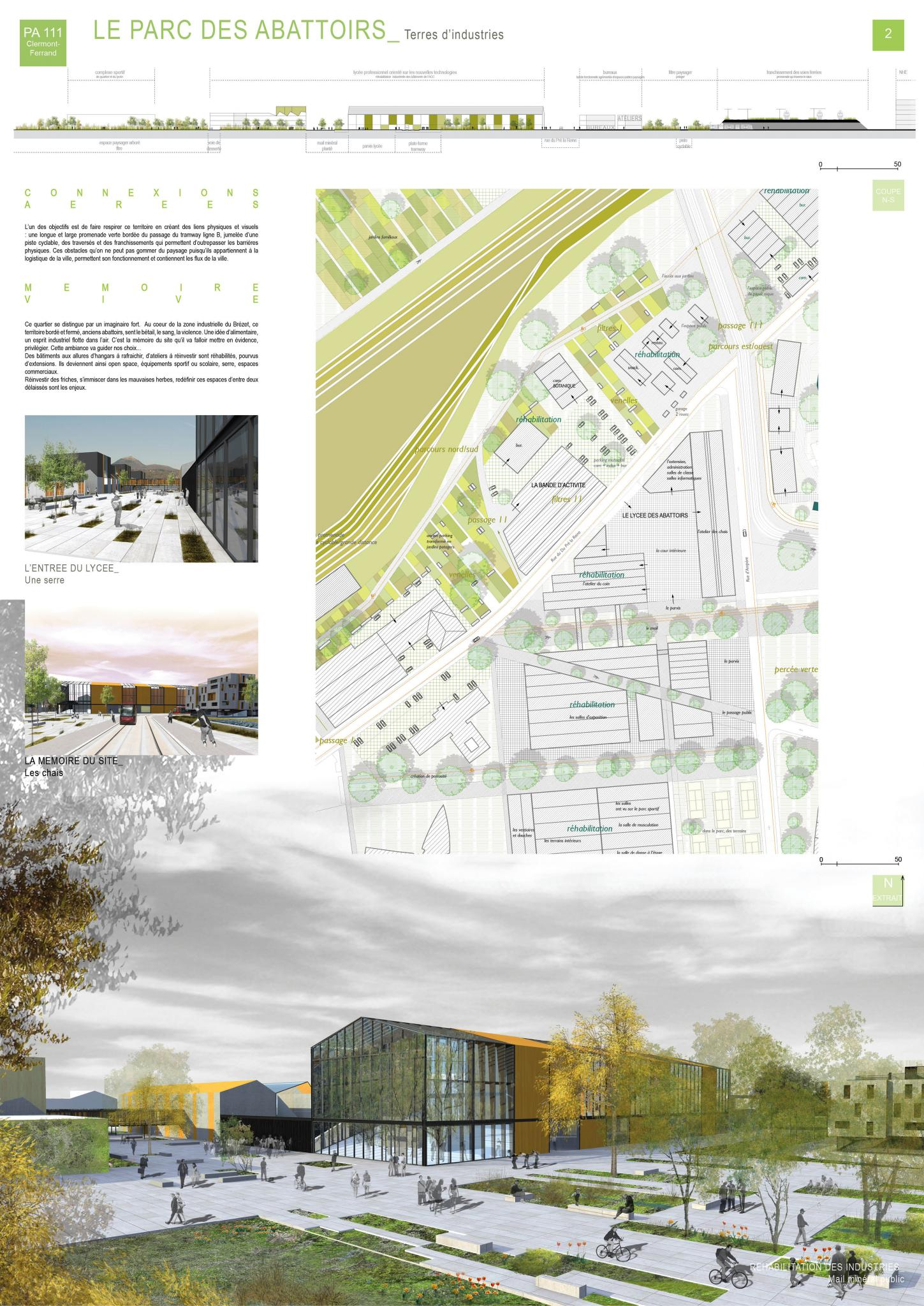 Europan france - Planche concours architecture ...